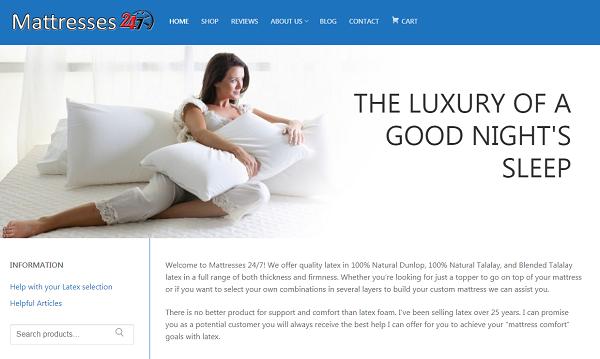 mattress theme